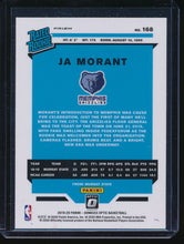 Load image into Gallery viewer, 2019-20 Donruss Optic Blue Velocity 168 JA MORANT RC Pack-Fresh 14551
