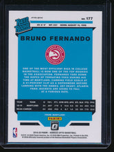 Load image into Gallery viewer, 2019-20 Donruss Optic Holo  Bruno Fernando RC Pack-Fresh 14558