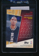 Load image into Gallery viewer, 2000-01 Topps Hobby Masters HM3 Tim Duncan   14634