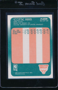 1988-89 Fleer  20 Scottie Pippen RC  14682