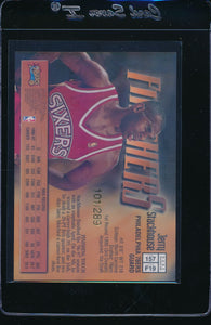 1997-98 Topps Finest Gold Refractors /289  Jerry Stackhouse   14686