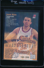 Load image into Gallery viewer, 1997-98 Topps Finest Gold Refractors /289  Jason Kidd   14687