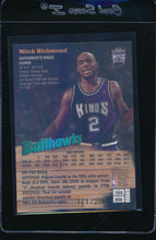 Load image into Gallery viewer, 1997-98 Topps Finest Gold Refractors /289  Mitch Richmond   14688