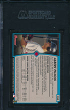 Load image into Gallery viewer, 2001 Bowman  264 ALBERT PUJOLS RC Auto Bat SGC 96/9 MINT 14703
