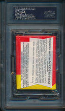 Load image into Gallery viewer, 1975 Topps Mini Baseball  Wax Pack  PSA 7 NM 14720