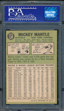 Load image into Gallery viewer, 1967 Topps 150 MICKEY MANTLE PSA 7 NM DS_117