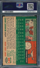 Load image into Gallery viewer, 1954 Topps  128 HANK AARON RC PSA 6 EX-MT DS_122