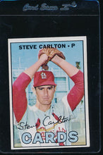 Load image into Gallery viewer, Scan of 1967 Topps 146 Steve Carlton EX-MT
