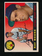 Load image into Gallery viewer, Scan of 1955 Topps 65 Ray Boone EX