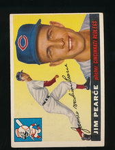 Load image into Gallery viewer, Scan of 1955 Topps 170 Jim Pearce VG