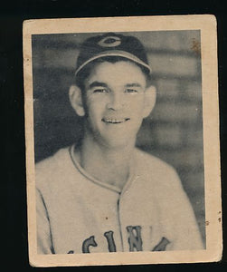 Scan of 1939 Play Ball 2 Lee Grissom G