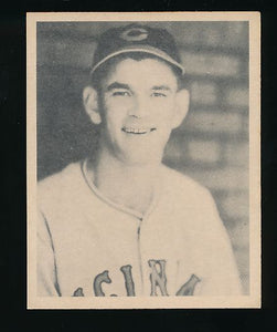 Scan of 1939 Play Ball 2 Lee Grissom Trimmed