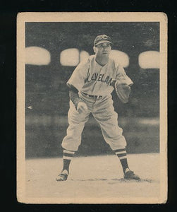 Scan of 1939 Play Ball 5 Luke Sewell VG
