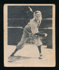 Scan of 1939 Play Ball 8 Henry Pippen G