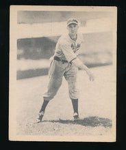 Load image into Gallery viewer, Scan of 1939 Play Ball 9 James Tobin VG-EX