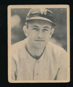 Scan of 1939 Play Ball 10 James DeShong G