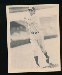 Scan of 1939 Play Ball 12 Hershel Martin Trimmed