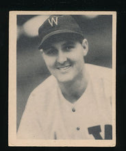 Load image into Gallery viewer, Scan of 1939 Play Ball 21 Dutch Leonard EX