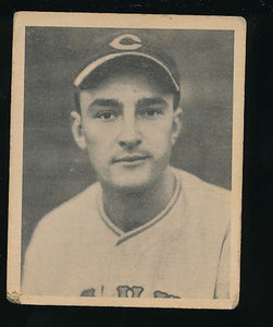 Scan of 1939 Play Ball 36 Frank McCormick G