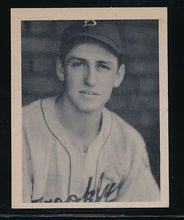 Load image into Gallery viewer, Scan of 1939 Play Ball 141 Pete Coscarart Trimmed