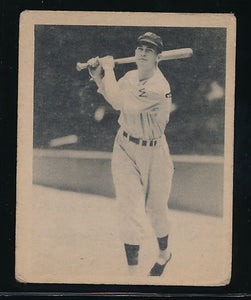 Scan of 1939 Play Ball 114 Cecil Travis G