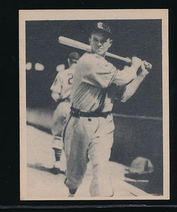 Scan of 1939 Play Ball 109 Myril Hoag Trimmed