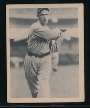 Load image into Gallery viewer, Scan of 1939 Play Ball 102 Lem Young VG-EX