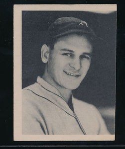 Scan of 1939 Play Ball 97 Bob Johnson Trimmed