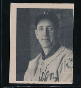 Scan of 1939 Play Ball 95 Whit Wyatt Trimmed