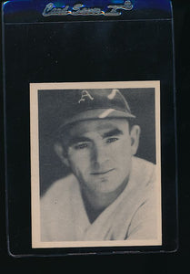 Scan of 1939 Play Ball 64 Wally Moses EX-MT