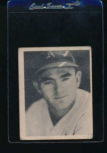 Scan of 1939 Play Ball 64 Wally Moses G