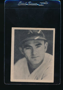 Scan of 1939 Play Ball 64 Wally Moses G/VG