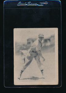 Scan of 1939 Play Ball 54 Harry Gumpert VG