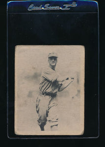 Scan of 1939 Play Ball 49 Eddie Miller F