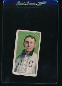 Scan of 1909-1911 T206  George Merritt F
