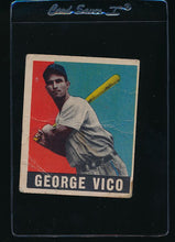 Load image into Gallery viewer, Scan of 1949 Leaf (1948) 47 George Vico G