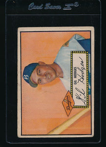 Scan of 1952 Topps 36A Gil Hodges G