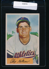 Load image into Gallery viewer, Scan of 1954 Bowman 51  Alex Kellner VG