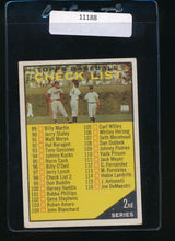 Load image into Gallery viewer, Scan of 1961 Topps 98 Checklist 2  VG-EX