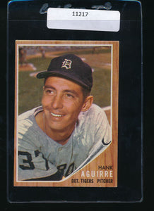 Scan of 1962 Topps 379  Chuck Essegian G