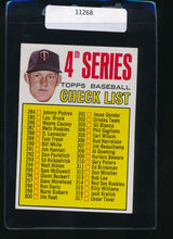 Load image into Gallery viewer, Scan of 1967 Topps 278 Jim Kaat EX-MT