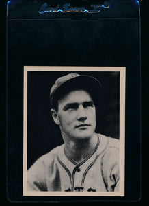 Scan of 1939 Play Ball 69 Elbie Fletcher Trimmed