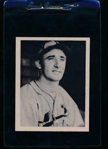 Scan of 1939 Play Ball 133 Lynn Myers Trimmed