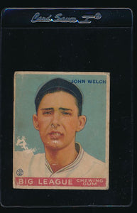 Scan of 1933 World Wide Gum 56  John Welch P