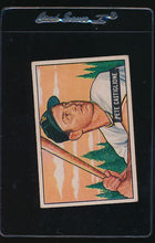 Load image into Gallery viewer, Scan of 1951 Bowman 17  Pete Castiglione  G