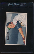 Load image into Gallery viewer, Scan of 1951 Bowman 61  Jim Hearn  VG