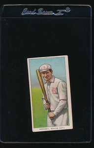 Scan of 1909 t206 Sweet Caporal  Bill Sweeney G