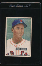 Load image into Gallery viewer, Scan of 1951 Bowman 128 Ellis Kinder G
