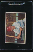 Load image into Gallery viewer, Scan of 1951 Bowman 148 Granny Hamner EX