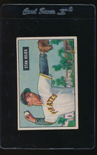 Load image into Gallery viewer, Scan of 1951 Bowman 166 Stan Rojek VG-EX (ST)